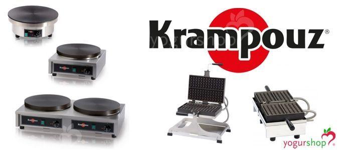 Máquinas Krampouz