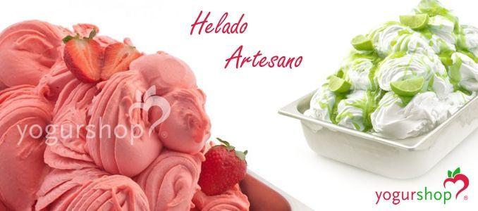 Helado Artesano