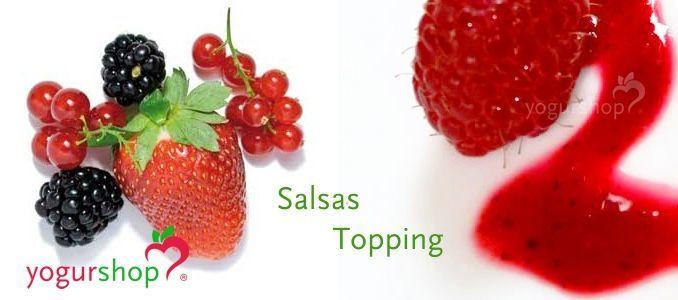 Salsas Topping